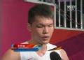 奥运视频-中国男篮赛后采访 朱芳雨:体力不支