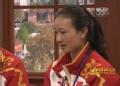 奥运视频-女团重剑颁奖激情 骆晓娟牙齿被磕掉