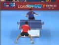 奥运视频-詹健攻势迅猛连得3分 男乒团体1/4决赛