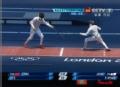 奥运视频-雷声出击电光火石 男团花剑1/4决赛