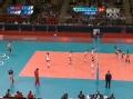 奥运视频-两次双人拦网显威 女排中国VS韩国