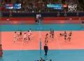 奥运视频-杨珺菁跑动进攻得分 女排中国VS韩国