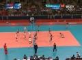 视频-马蕴雯斜线扣助连追4分 女排中国VS韩国