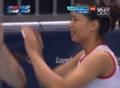奥运视频-马蕴雯2号位打背溜 女排中国VS韩国
