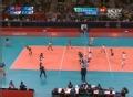 奥运视频-楚金玲4号位扣杀直线 女排中国VS韩国