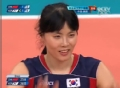 奥运视频-金延璟后攻打空挡 女排中国VS韩国