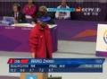 奥运视频-50米手枪决赛半程 王智伟610.9暂第三