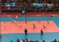 奥运视频-楚金玲扣杀对方拦网出界 中国VS韩国