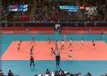 奥运视频-杨珺菁接传扣杀得分 女排中国VS韩国