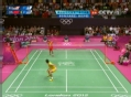 奥运视频-林丹网前连续扣杀 羽毛球男单决赛