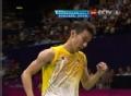 奥运视频-李宗伟头顶劈杀对角 羽毛球男单决赛