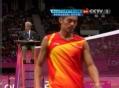 奥运视频-林丹近网轻吊底线 羽毛球男单决赛