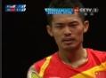 奥运视频-林丹连续飞身重杀 羽毛球男单决赛