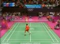 奥运视频-林丹抢点劈杀吊球 羽毛球男单决赛