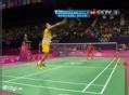 奥运视频-林丹下压飞身暴扣 羽毛球男单决赛