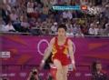 奥运视频-邹凯托马斯空翻完美落地 自由操决赛