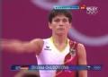 奥运视频-妈妈选手丘索维金娜 跳马决赛第五名