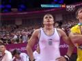 奥运视频-乌克兰选手惊险动作 维塔利名次靠后
