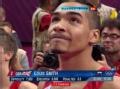 奥运视频-东道主选手史密斯 不敌贝尔基获银牌