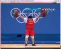 奥运视频-周璐璐抓举142kg 举重女子75kg以上级