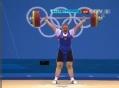 奥运视频-克什里娜举151公斤 连破抓举世界纪录