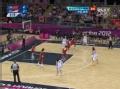 奥运视频-高颂圈顶突破得手 中国开场6-2领先