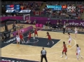 奥运视频-小将高颂演精准中投 女篮中国VS美国