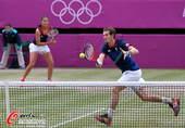 奥运图:网球混双东道主落败 穆雷无力回天