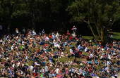 奥运图:帆船龙骨艇瑞典组合夺冠 观众众多