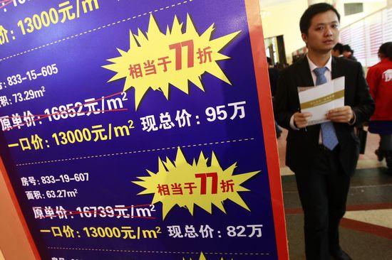 有分析认为,哪怕低总价低刚需楼盘价格涨个5%甚至10%,销量也能保证。