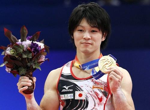 碉堡了:奥运体操全能王竟是KONAMI员工