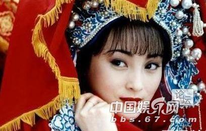 纯元皇后扮演者,内地古装美女第一人蒋勤勤,一个字美