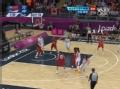 奥运视频-马增玉难度后仰跳投 女篮中国VS美国
