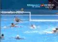 奥运视频-滕飞远距离吊门 水球中国VS澳大利亚