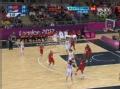 奥运视频-马增玉横穿被断 摩尔一条龙轻松得分