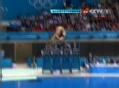 奥运视频-何姿反身翻腾轻松入水 跳水女个3米板
