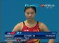 奥运视频-何姿翻腾转体动作优美 跳水女个3米板