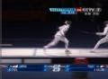 奥运视频-山田健太冲出赛场 花剑男子团体决赛