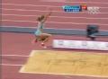 奥运视频-里帕科娃飞身一跃14.98米 女子三级跳