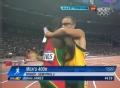 奥运视频-赛后詹姆斯刀锋战士相拥 互换号码牌