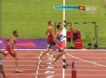 奥运视频-桑托斯三组第一晋级 男子400米半决赛