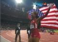 奥运视频-理查兹女子四百米夺金 37岁老将圆梦