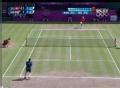 奥运视频-费德勒反拍失误送破发 男网单打决赛