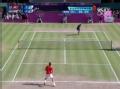 奥运视频-穆雷反拍精妙切球 跟进网前守株待兔