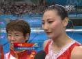 奥运视频-中国花游赛后采访 刘鸥:还需再努力
