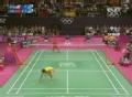 奥运视频-林丹卫冕 BBC解说吐槽李宗伟苦当伴娘