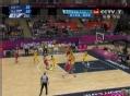 奥运视频-考恩底角三分命中 澳大利亚VS俄罗斯