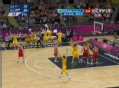 奥运视频-前CBA外援绝杀 米尔斯终场2秒命中3分