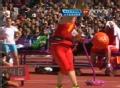 奥运视频-刘相蓉首轮投掷表现欠佳 女子铅球预赛