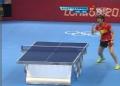 奥运视频-丁宁第二局开场连得四分 中国VS韩国